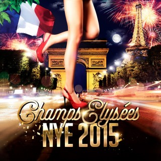 CHAMPS-ELYSEES New Year's Eve 2015