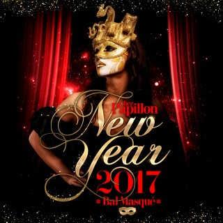 BAL MASQUE : Chez Papillon New Year 2017