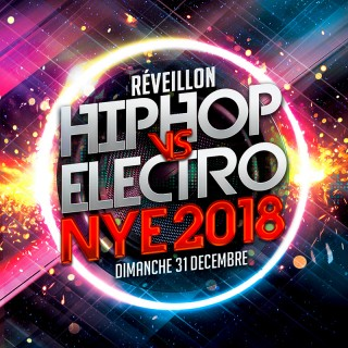 HIPHOP vs ELECTRO NYE 2018