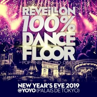 REVEILLON 100% DANCEFLOOR au PALAIS DE TOKYO (Yoyo)