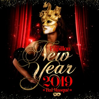 BAL MASQUE : Chez Papillon New Year 2019