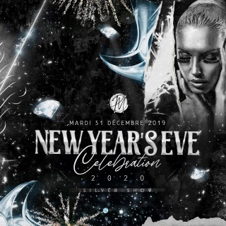 PALAIS MAILLOT SILVER SHOW : NEW YEAR'S EVE 2020