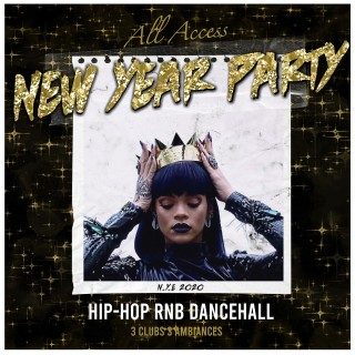 ALL ACCESS HIP-HOP PARTY 2020 @ NF-34 + Wanderlust