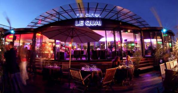 New year 39 s eve bateau le quai party le quai boat party for Quai d orsay metro